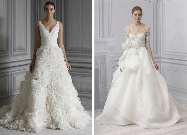 Algunos vestidos de novia bonitos… | el taller de las cosas bonitas