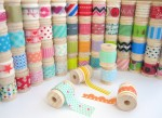 Taller de washi tape en Living Baby