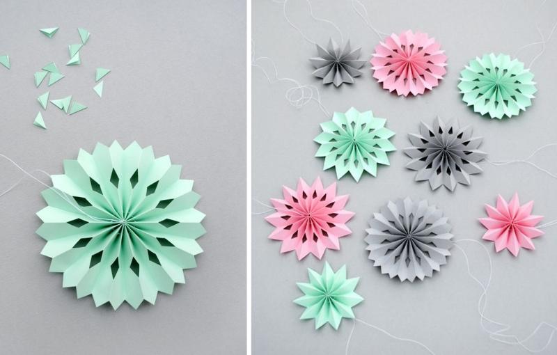 Decorar con papel el taller de las cosas bonitas for Decoracion con cenefas de papel