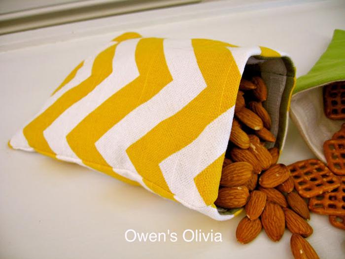 Olivia's snack bag 2