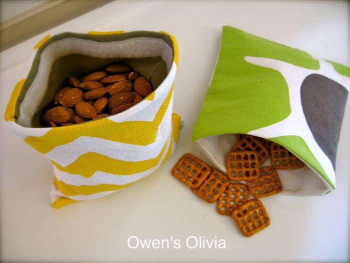 Olivia's snack bag 3