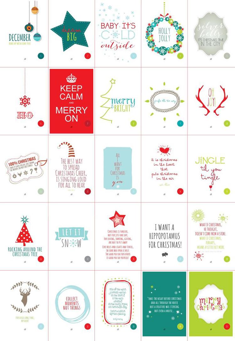 Christmas free printable_01