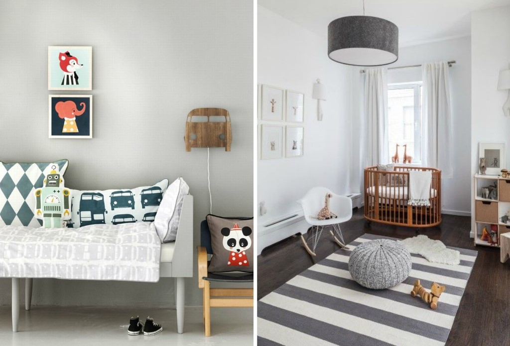Habitaciones para beb s y ni os el taller de las cosas - Habitacion para 2 ninos ...