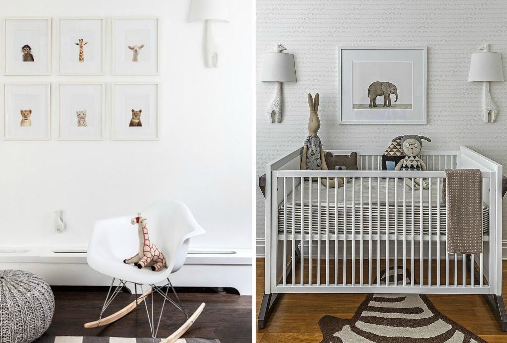 Habitaciones para beb s y ni os el taller de las cosas - Decoracion dormitorio infantil nino ...