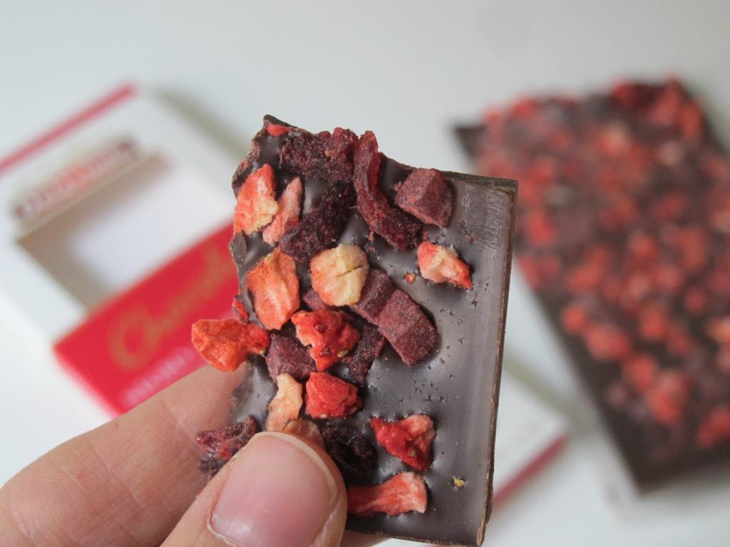 chocolate para embarazadas