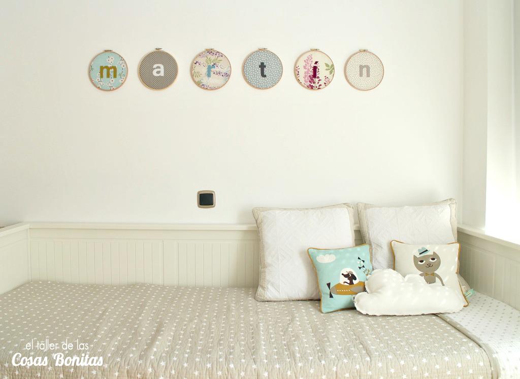 Habitaci n infantil para beb reci n nacido el taller de - Habitacion para nino ...
