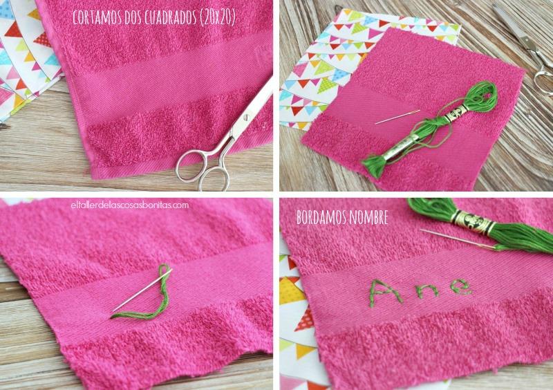 C mo hacer una manta juego para beb el taller de las - Como hacer mantas de patchwork ...