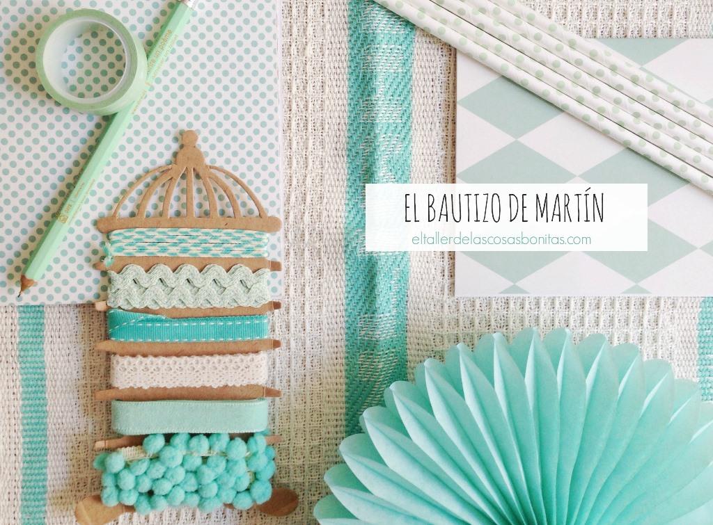 C mo decorar un bautizo de manera f cil y sencilla el for Como decorar c