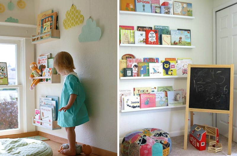 Zona de lectura para niños 02b