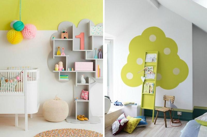 Zona de lectura para niños 04