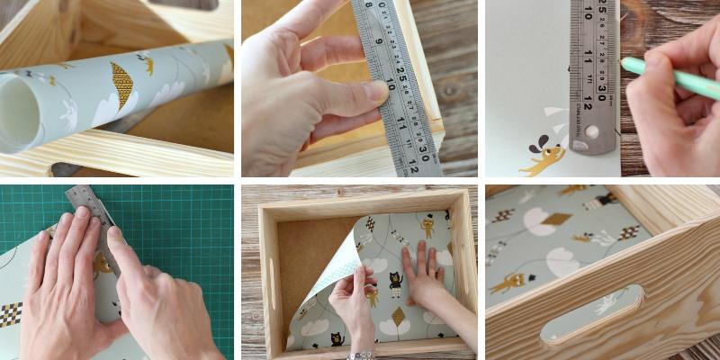 C mo hacer estanter as para ni os el taller de las cosas - Estanterias para bebes ...