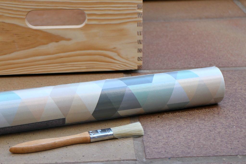 caja de madera pintada (1)