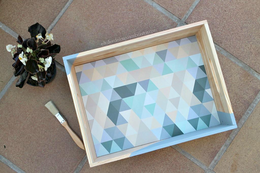 C mo decorar cajas de madera en el diy hunters day y - Como decorar una caja de madera ...