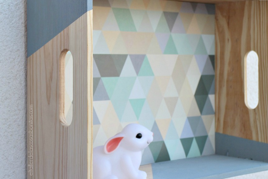 caja de madera pintada (4)