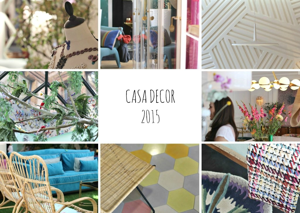 CASA DECOR 2015 MADRID