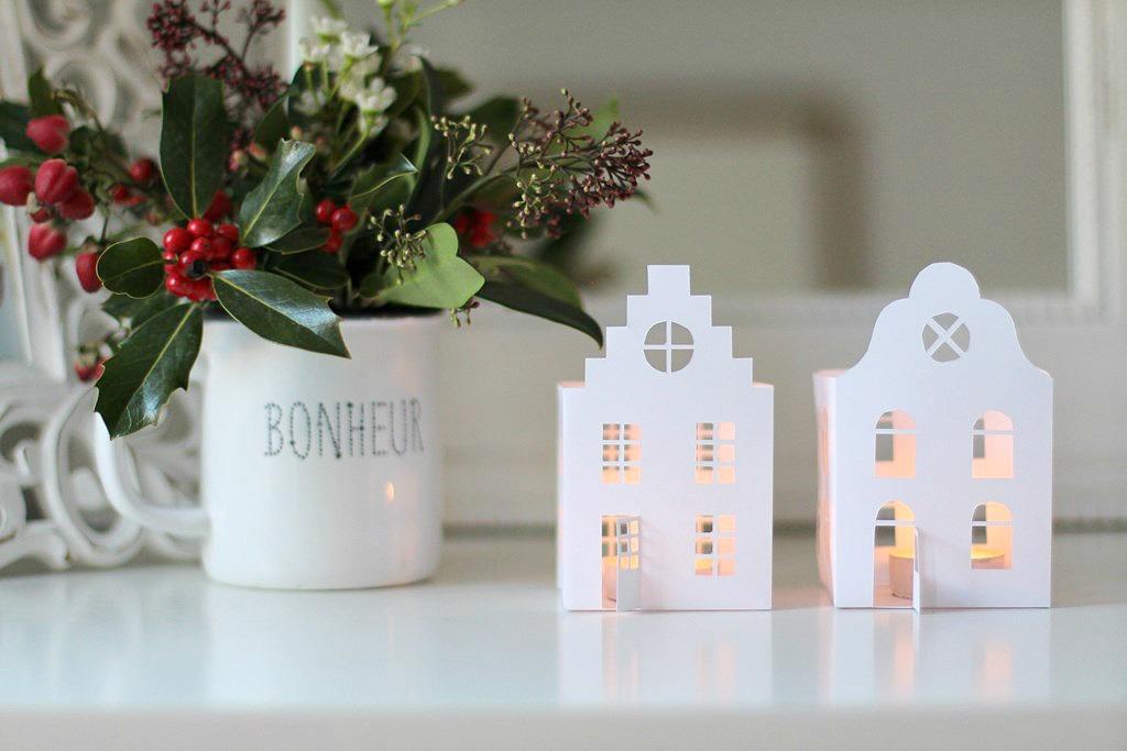 casas nórdicas papel navidad 06