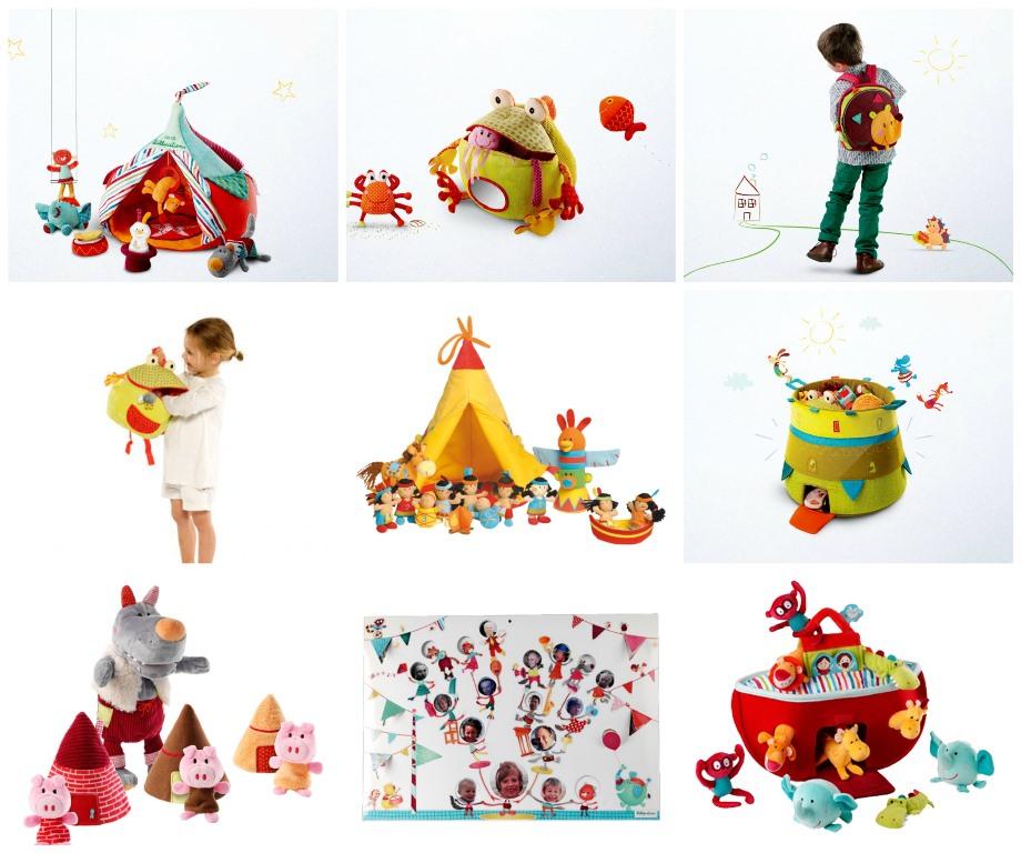 juguetes y peluches para niños