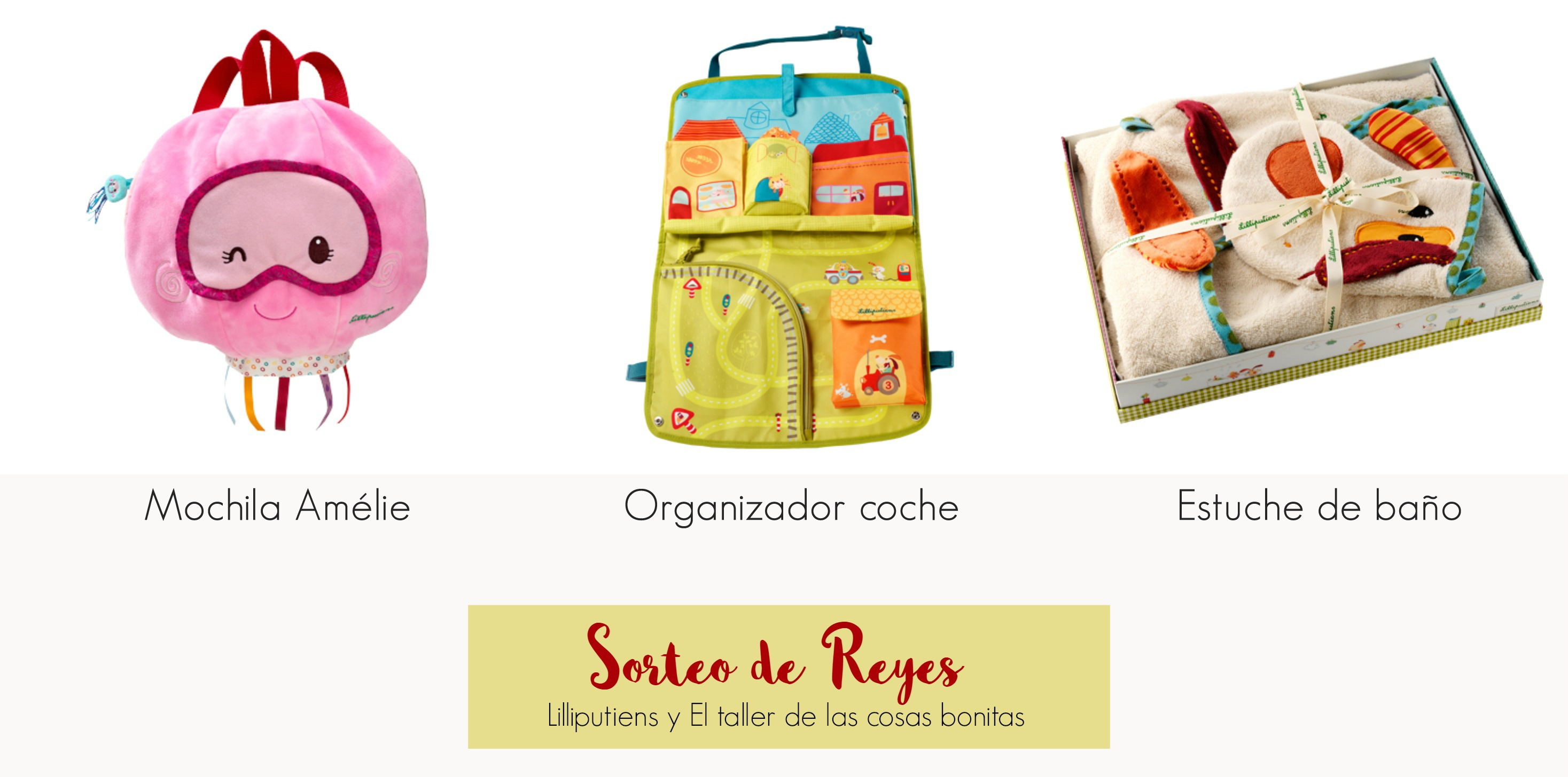 sorteo lilliputiens copia