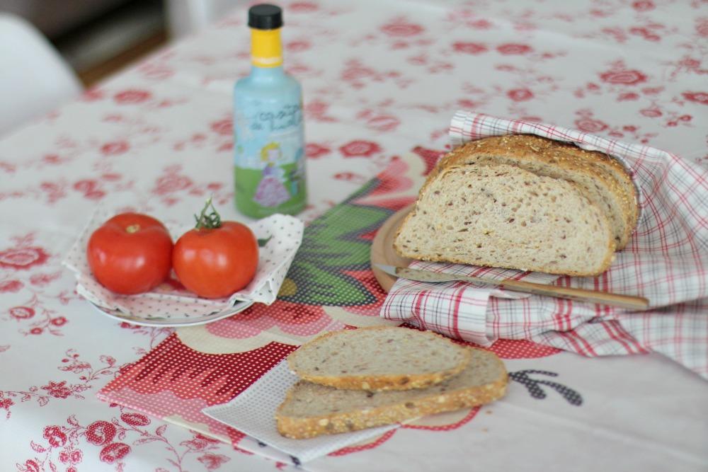 desayuno sano con aceite de oliva virgen extra 2