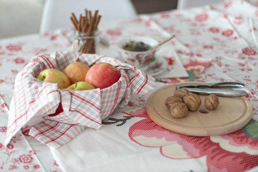 desayuno sano con manzana 0