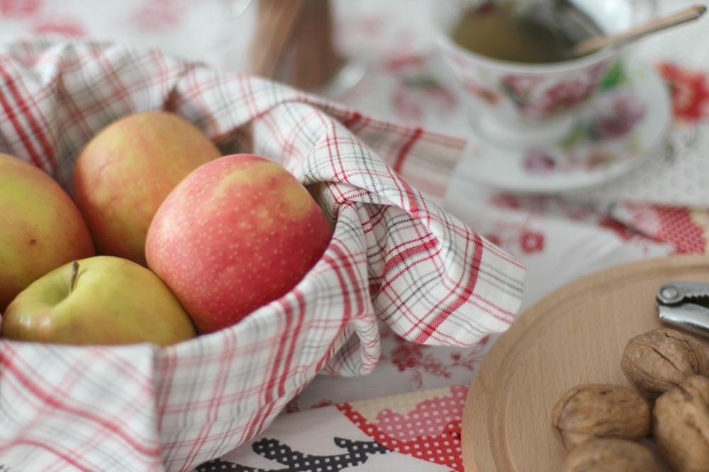 desayuno sano con manzana 2