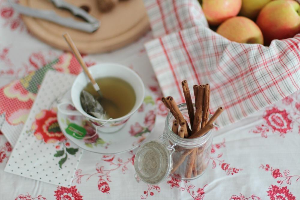 desayuno sano con manzana 3