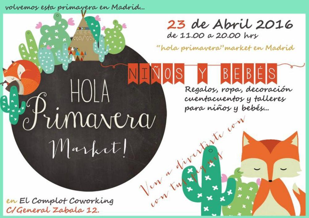hola primavera market