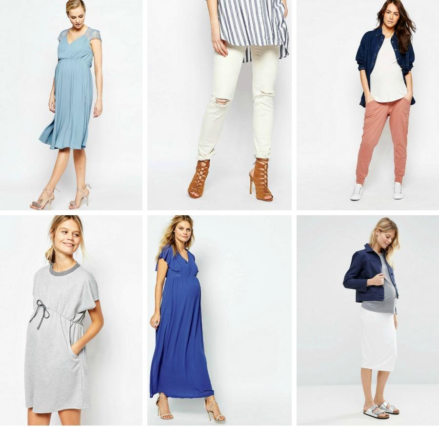 7957ba22d 5 Tiendas de ropa bonita para embarazadas - El taller de las cosas ...