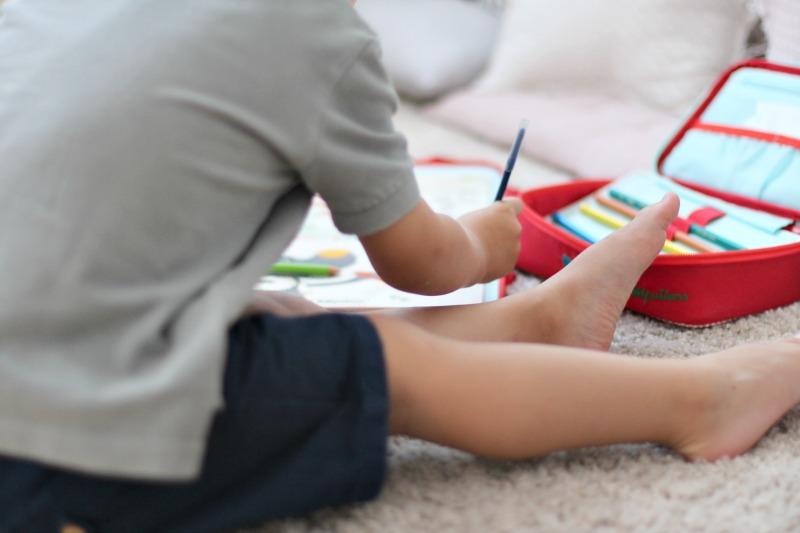 Lilliputiens cuaderno y carpeta On The Move 7