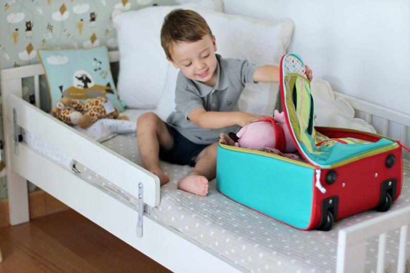 Lilliputiens maleta niños trolley On The Move 1