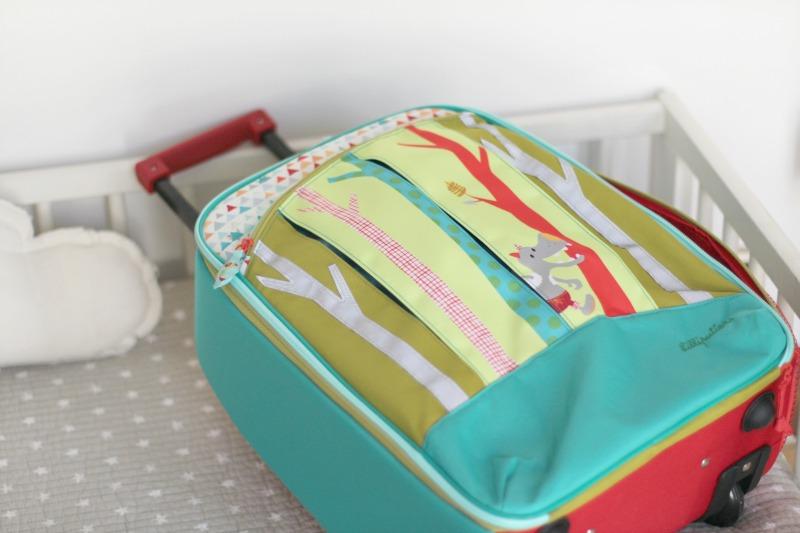 Lilliputiens maleta niños trolley On The Move 13