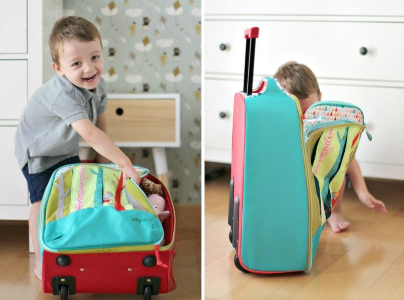 Lilliputiens maleta niños trolley On The Move 14