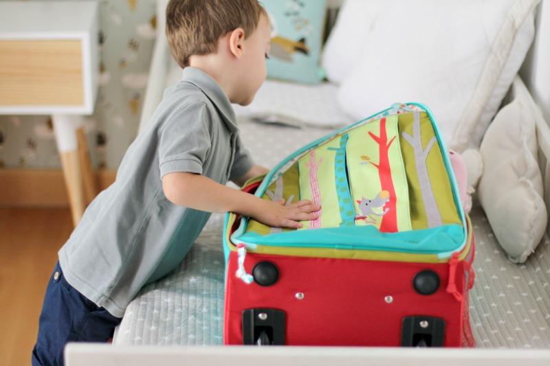 Lilliputiens maleta niños trolley On The Move 3