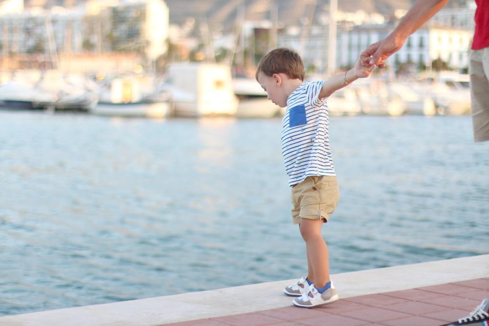 Vacaciones en familia y embarazo en Denia 1