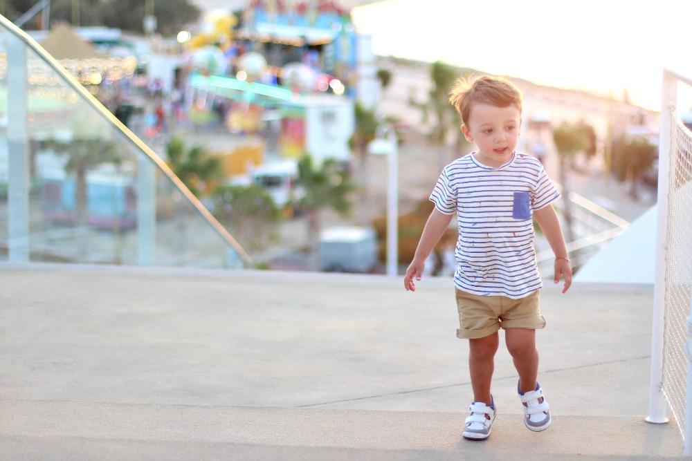 Vacaciones en familia y embarazo en Denia 7