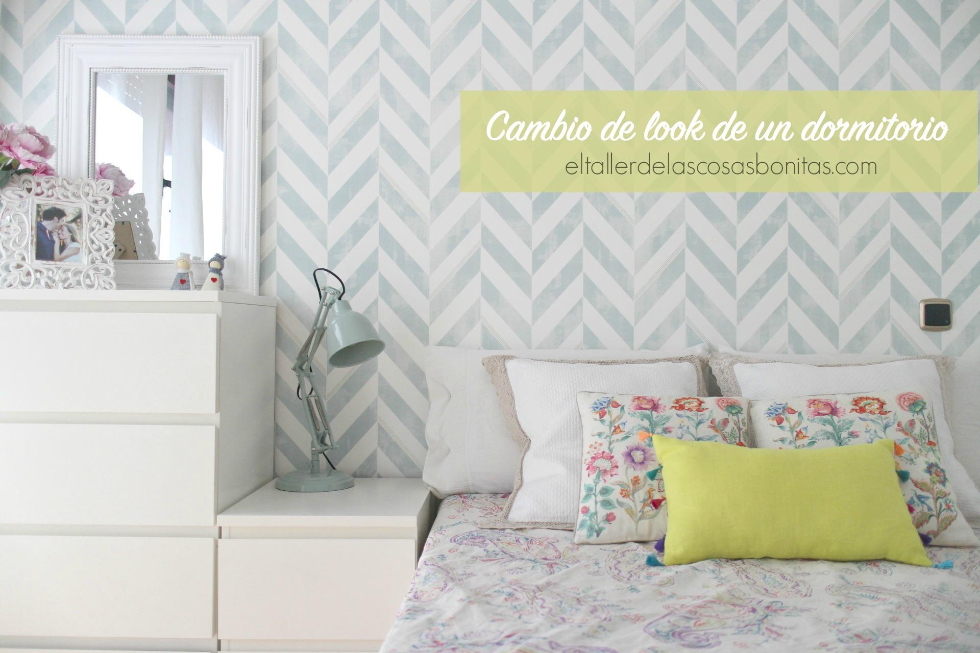 C mo decorar una habitaci n de matrimonio con papel for Decoracion habitacion infantil leroy merlin