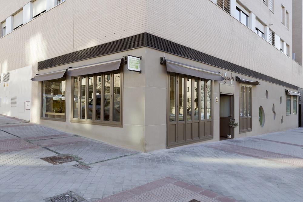 cafeteria bonita en Madrid Montecarmelo 01
