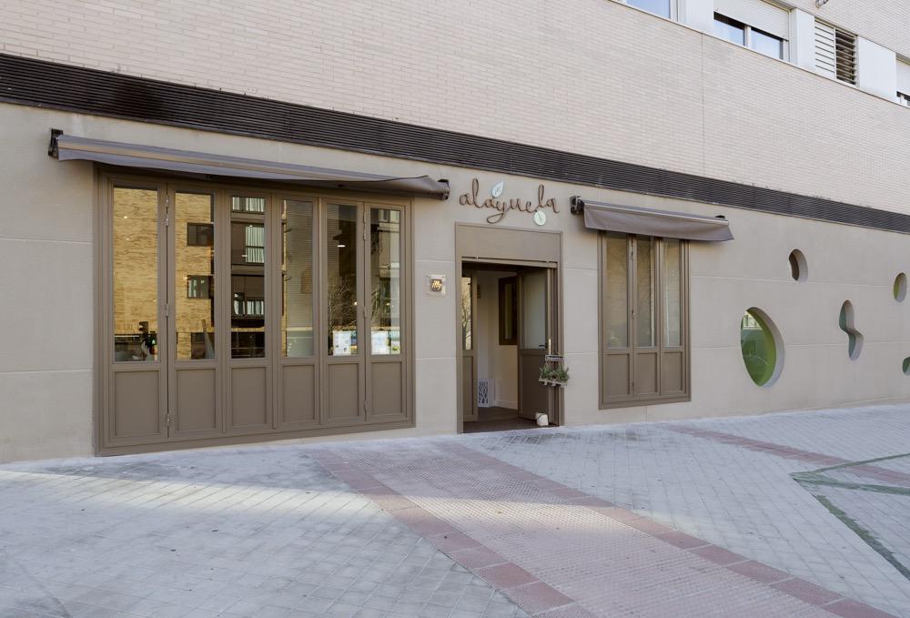 cafeteria bonita en Madrid Montecarmelo 02