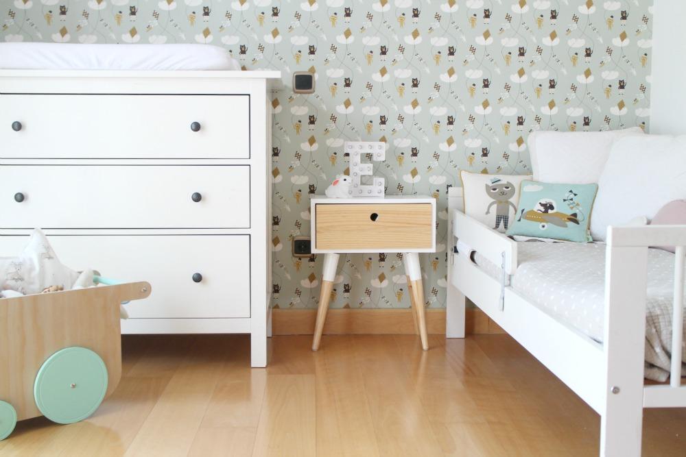 decoración habitación infantil bonita 01