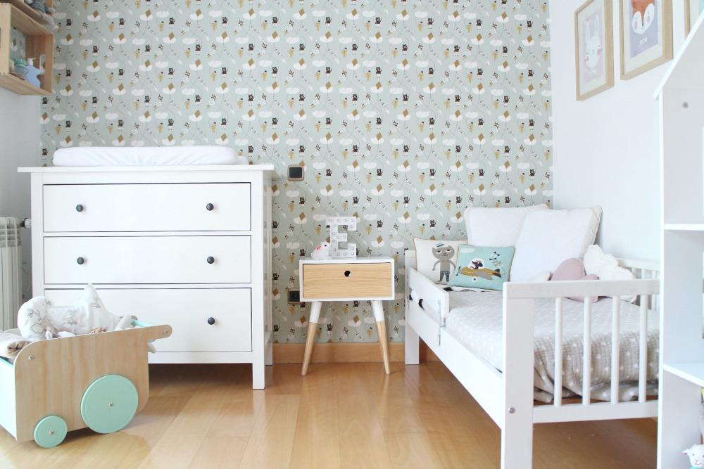 decoración habitación infantil bonita 02
