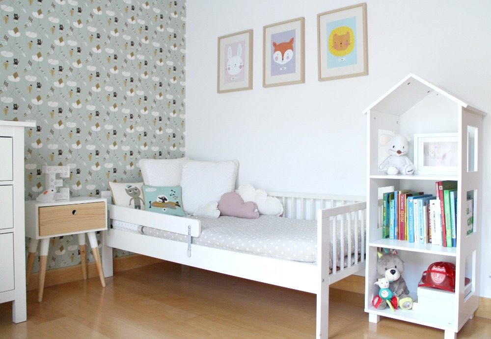 decoración habitación infantil bonita 03