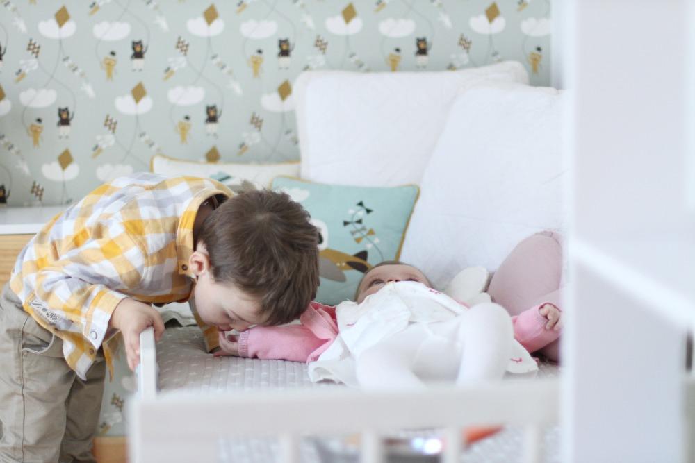 decoración habitación infantil bonita 13