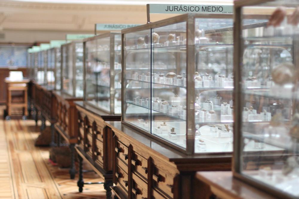 Museo Geominero en Madrid con niños 02