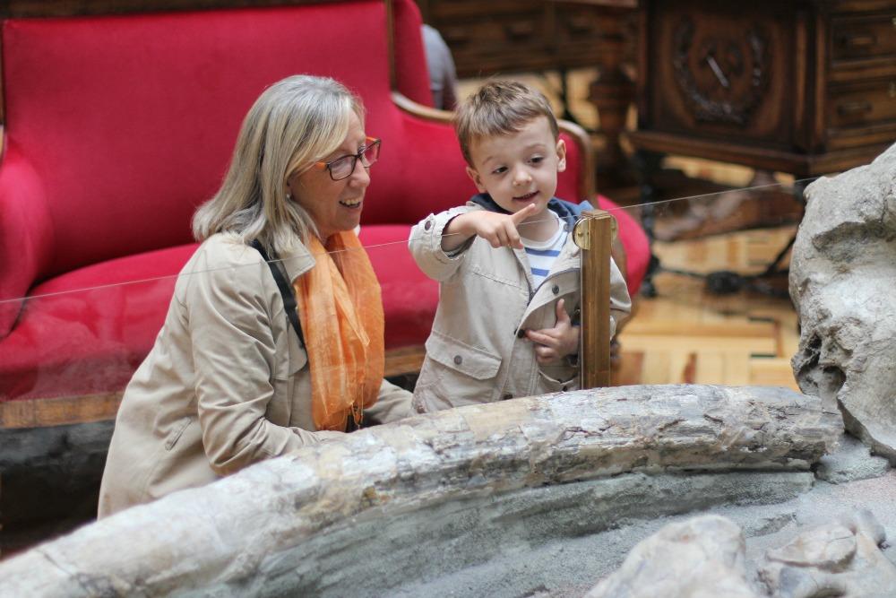 Museo Geominero en Madrid con niños 05