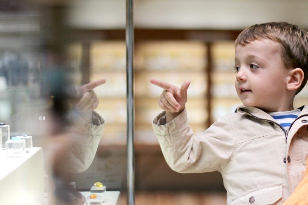 Museo Geominero en Madrid con niños 06