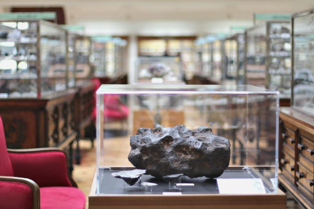 Museo Geominero en Madrid con niños 07