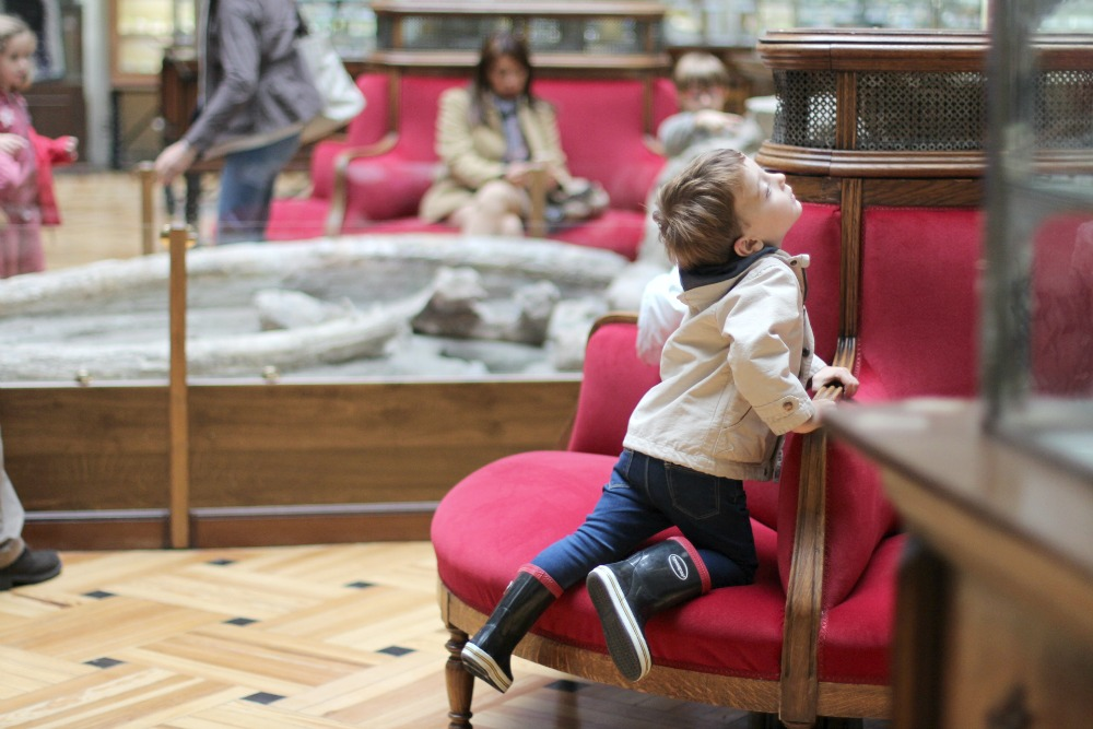 Museo Geominero en Madrid con niños 09