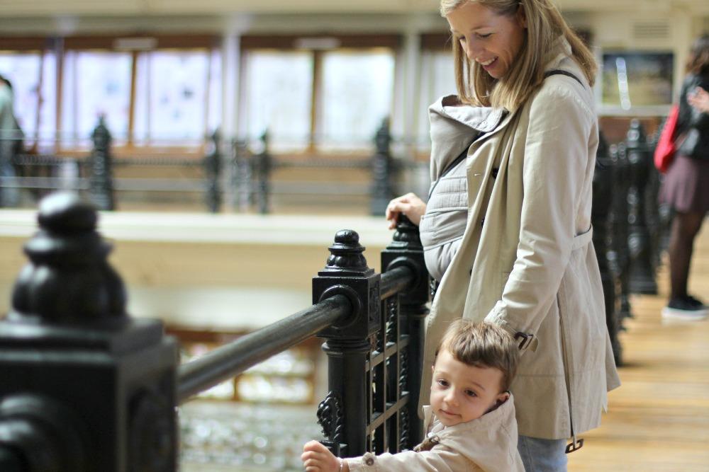 Museo Geominero en Madrid con niños 17