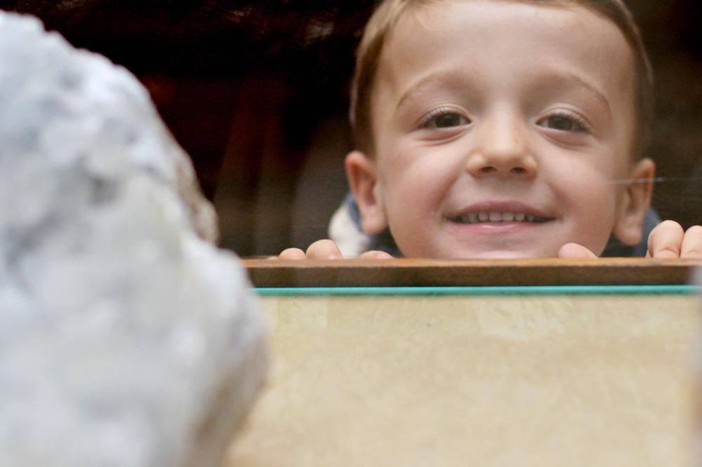 Museo Geominero en Madrid con niños 19