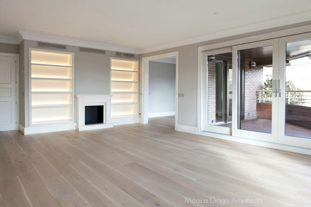 C mo elegir el suelo adecuado para una reforma tipos de revestimientos el taller de las cosas - Suelos de madera maciza ...